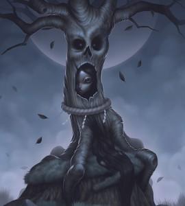 Tree Spirit – Kodama