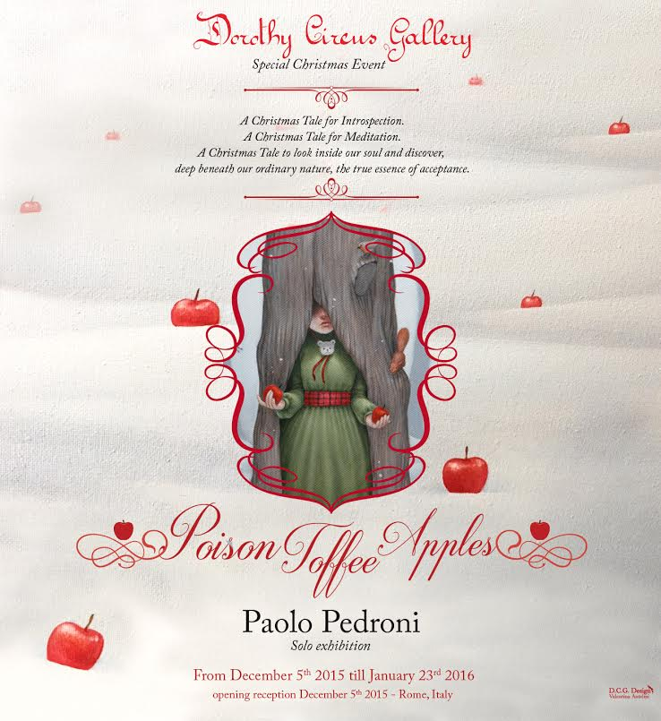 Paolo-Pedroni-Poison-Toffee-Apples-Solo-Show
