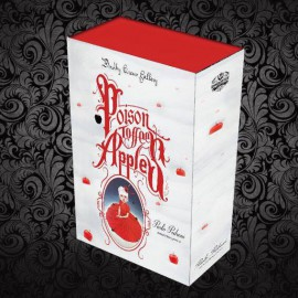 POISON TOFFEE APPLES LIMITED EDITION PRINT SET