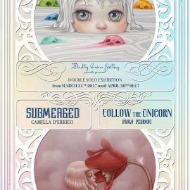 FOLLOW THE UNICORN & SUBMERGED – DOUBLE SOLO SHOW
